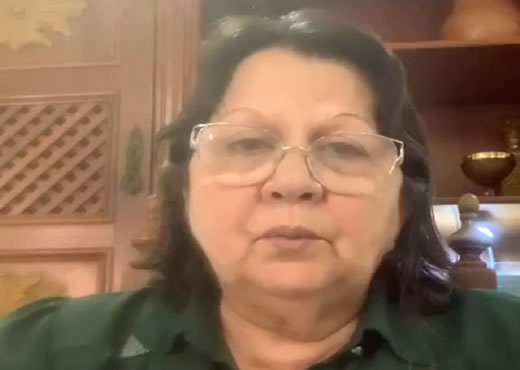 Prefeita Lydia diz que não pretende fechar o comércio por conta do aumento de casos de Covid-19